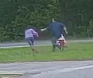 foto: Video: Intentó secuestrar a una menor, quedó grabado y lo detuvieron