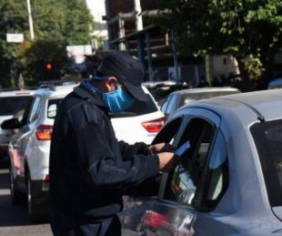 Policía controlará el cumplimiento de las restricciones anunciadas