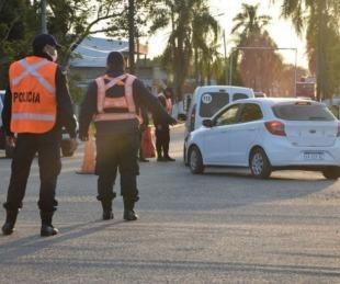 foto: Restricción nocturna en Corrientes: ¿Puedo circular de 00 a 7?