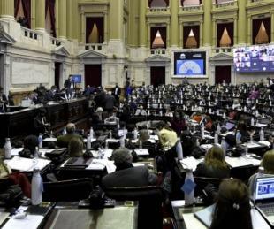 foto: Diputados aprobó el proyecto que aplaza el calendario electoral