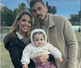 foto: La emoción de Virginia Gallardo por el primer cumple de su hija Martina