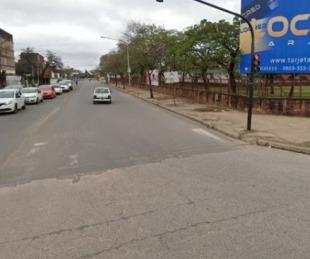 foto: Corrientes: chocó contra un camión y resultó gravemente herido