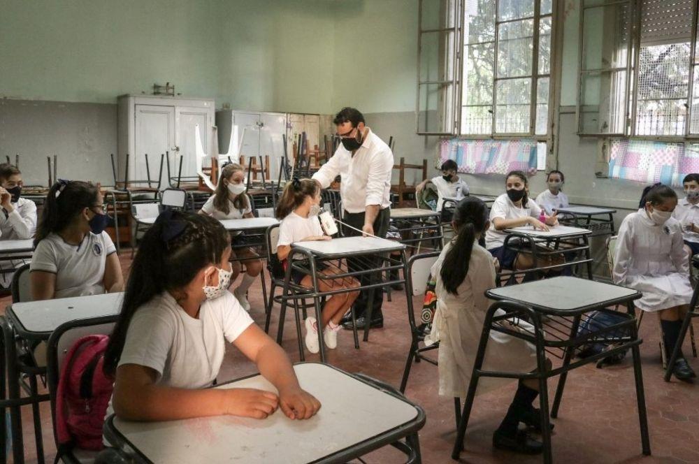Suspenden clases presenciales en toda la provincia el 26, 27 y 28 de mayo