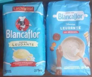 foto: Una marca de harina cambió su logo y generó un debate en las redes
