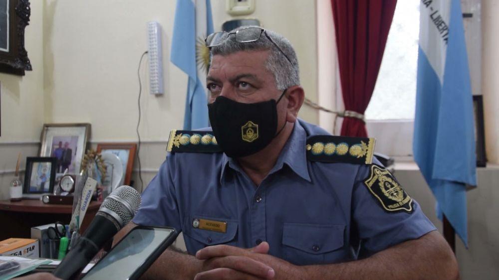 El subjefe de la Policía de Corrientes se contagió de Covid 19