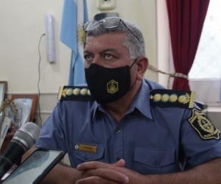 foto: El subjefe de la Policía de Corrientes se contagió de Covid 19