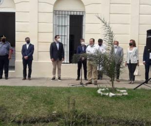 foto: Un viceintendente correntino fue derivado al Hospital de Campaña