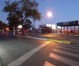 foto: La Capital correntina amaneció sin colectivos por el paro de la UTA