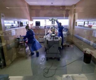foto: Argentina registró más de 40 mil contagios de coronavirus en un día