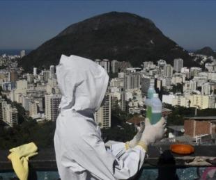 foto: Detectaron una nueva variante de coronavirus en Brasil