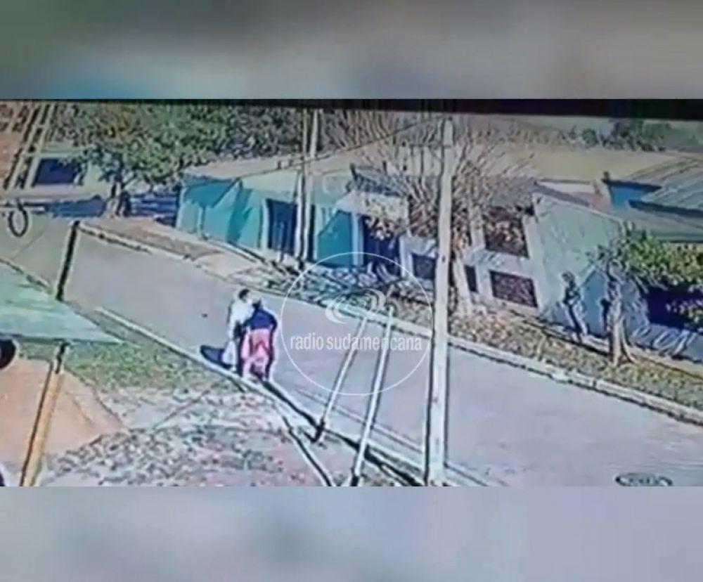 Detuvieron a las dos mujeres que robaron a un hombre de 71 años