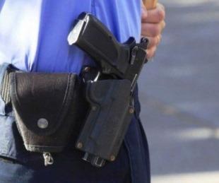 foto: Un policía mató de un tiro a su hija tras discutir con su esposa