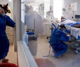 foto: Más del 86% de los internados por COVID-19 no habían sido vacunados