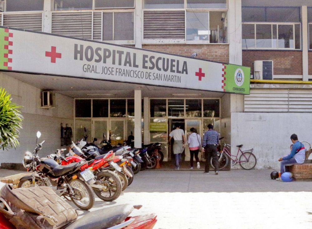 Murió una ciclista tras chocar con una moto por Ruta Provincial 5