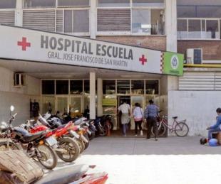 foto: Murió una ciclista tras chocar con una moto por Ruta Provincial 5