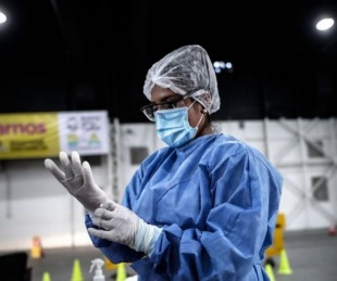 foto: Coronavirus en Argentina: Hubo 641 muertes y 35.355 contagios