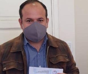 foto: Esquina: el viceintendente evoluciona favorablemente en el Campaña