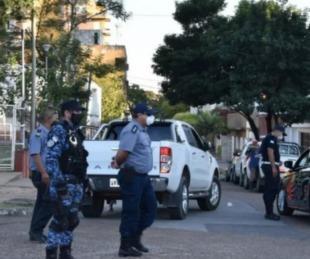 foto: Coronavirus: ya son 208 los policías contagiados en Corrientes