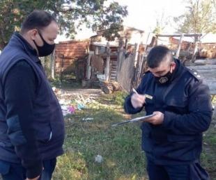 foto: Hallaron el sagrario robado de una Iglesia en Monte Caseros