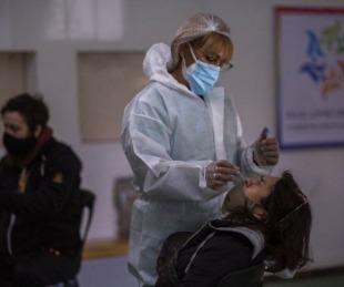foto: Coronavirus en Argentino: Hubo 35.017 casos y 587 muertos