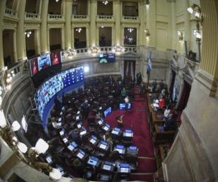 foto: El Senado de la Nación aprobó la postergación de las elecciones