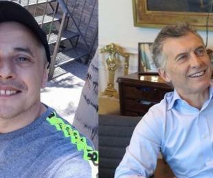 foto: El curioso pedido de El Dipy que aceptó Macri ¿Próximo candidato?