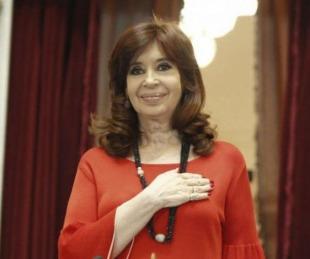 foto: Cristina acordó un aumento del 40% para los trabajadores del congreso