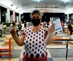 foto: Monte Caseros aplicó 10 mil vacunas contra el coronavirus