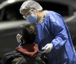 foto: Pandemia: Argentina superó los 80 mil muertos por coronavirus