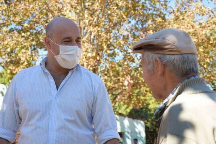 Tincho Ascúa es optimista por la llegada y producción de vacunas
