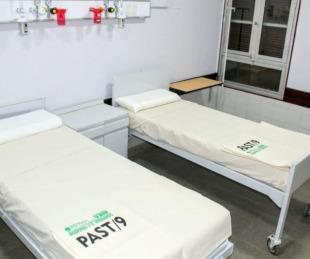 foto: Chaco tiene casi un 80% de la ocupación de camas de terapia