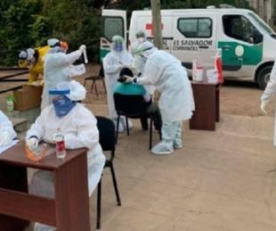 foto: COVID-19: Corrientes registró 998 casos y superó los 60 mil en total
