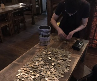 foto: Alemania: argentino hace delivery y juntó una increíble suma de dinero con propinas