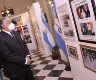 foto: Diputados inauguró la muestra