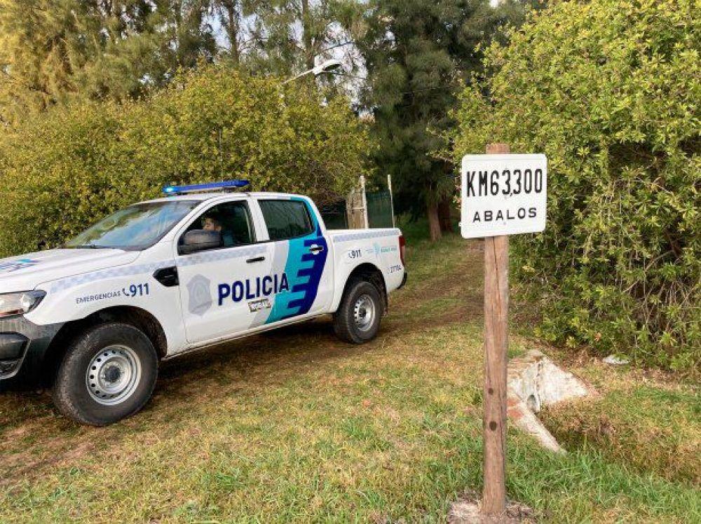 Padre e hijo mataron a hachazos a dos ladrones durante entradera