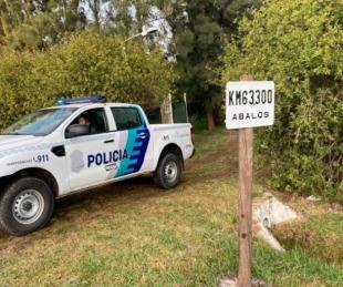foto: Padre e hijo mataron a hachazos a dos ladrones durante entradera