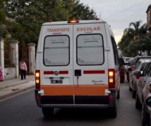 Transporte escolar: desde el sector aseguran que la crisis se profundiza