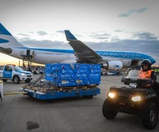 foto: Nación enviará otras 12 mil vacunas Sputnik V a Corrientes