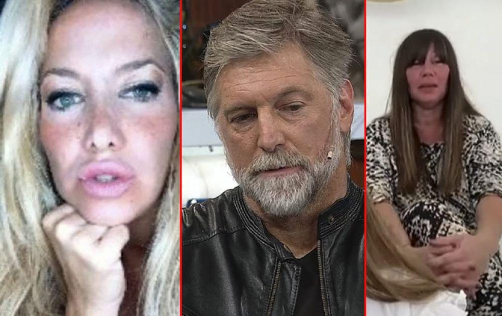 Las amenazas que le escribió la azafata a la mujer de Horario Cabak