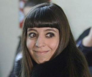 foto: Florencia Kirchner se encuentra internada por una infección