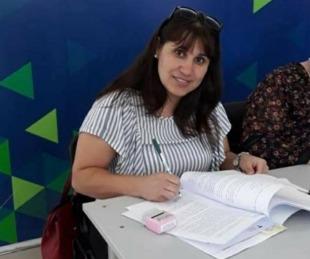 foto: La intendente de Lavalle aseguró que irá por la reelección