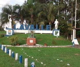 Funcionarios nacionales inauguraron obras en Lavalle