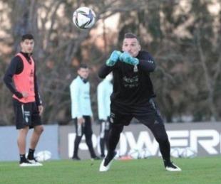 foto: Armani volvió a dar positivo de Covid ¿se pierde la Copa América?