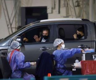 foto: Covid en Argentina: informaron 669 muertes y 27.628 nuevos casos