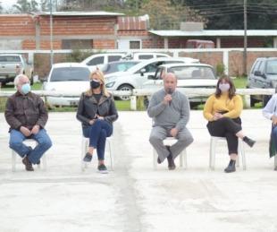 foto: PJ y Frente de Todos ratificaron apoyo a Diego Caram