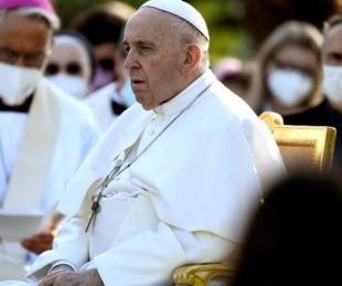 foto: Francisco rechazó la renuncia de un cardenal relacionado con abusos
