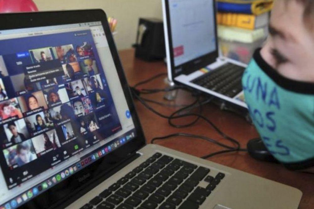 Más del 70% de los estudiantes no pudo participar en clases virtuales