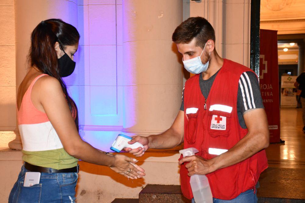 La Cruz Roja Argentina conmemora 141 años de labor humanitaria