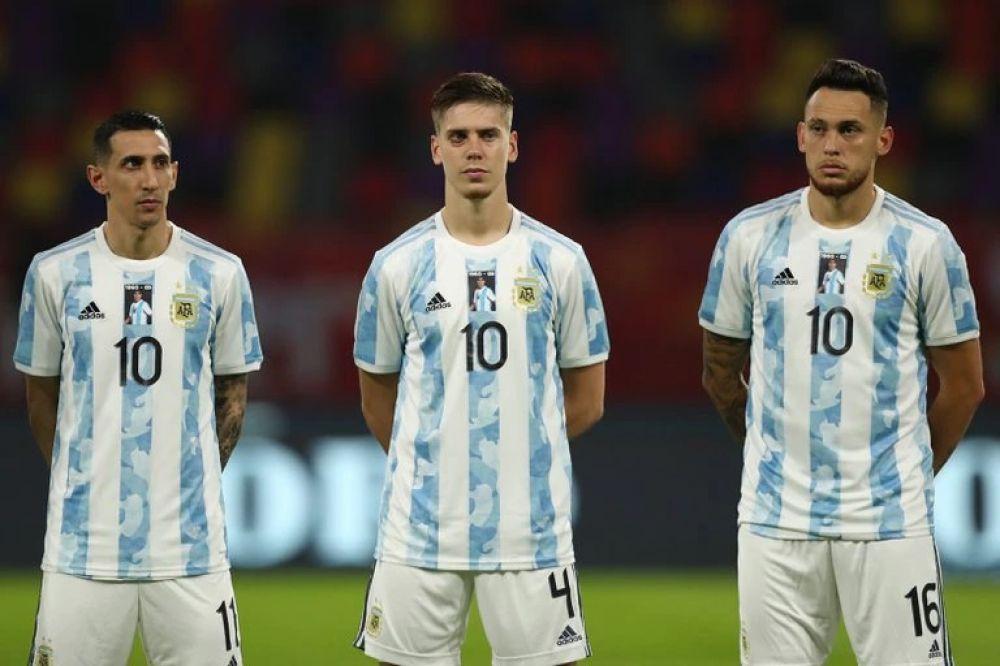 Selección Argentina: Los 5 jugadores que se quedarían afuera de la lista