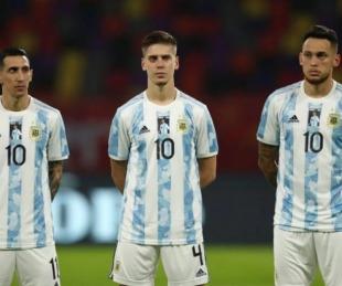 foto: Selección Argentina: Los 5 jugadores que se quedarían afuera de la lista